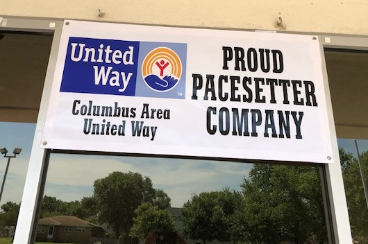United Way Pacesetter